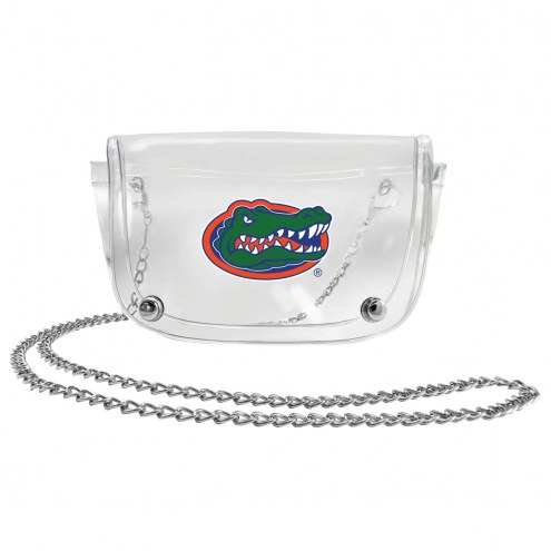 Florida Gators Clear Waistpack