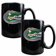 Florida Gators College 2-Piece Ceramic Coffee Mug Set