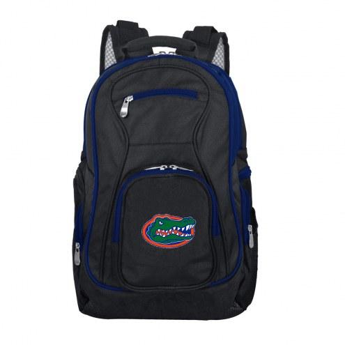 NCAA Florida Gators Colored Trim Premium Laptop Backpack