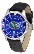 Florida Gators Competitor AnoChrome Men's Watch - Color Bezel