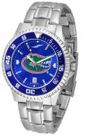 Florida Gators Competitor Steel AnoChrome Color Bezel Men's Watch