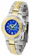 Florida Gators Competitor Two-Tone AnoChrome Women's Watch