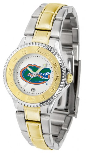 Florida Gators Competitor Two-Tone Women's Watch