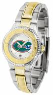 Florida Gators Competitor Two-Tone Women's Watch