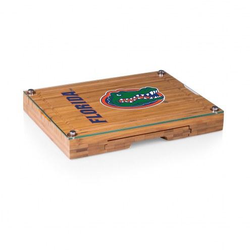 Florida Gators Concerto Bamboo Cutting Board