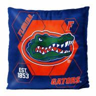Florida Gators Connector Double Sided Velvet Pillow