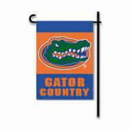 Florida Gators Country Garden Flag