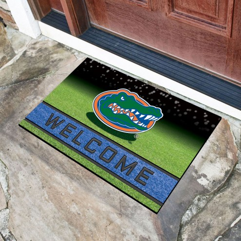 Florida Gators Crumb Rubber Door Mat