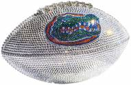 Florida Gators Swarovski Crystal Football