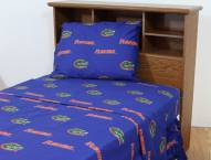 Florida Gators Dark Bed Sheets