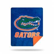 Florida Gators Denali Sliver Knit Throw Blanket
