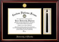 Florida Gators Diploma Frame & Tassel Box