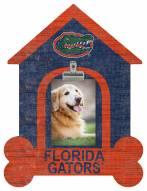Florida Gators Dog Bone House Clip Frame