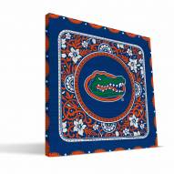 Florida Gators Eclectic Canvas Print