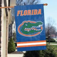 Florida Gators NCAA Embroidered / Applique College Flag Banner