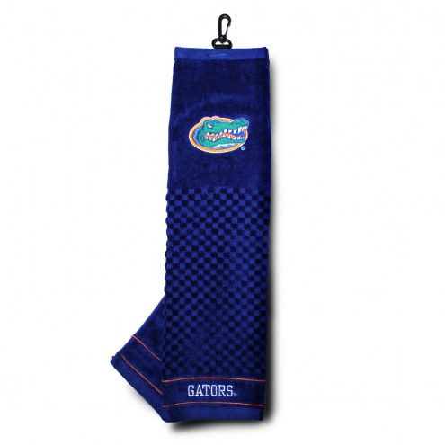 Florida Gators Embroidered Golf Towel