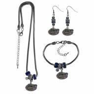 Florida Gators Euro Bead Jewelry 3 Piece Set