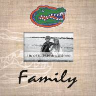 Florida Gators Family Picture Frame