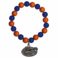 Florida Gators Fan Bead Bracelet