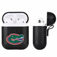 Florida Gators Fan Brander Apple Air Pods Leather Case