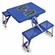 Florida Gators Folding Picnic Table