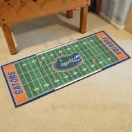 Florida Gators Football Field Runner Rug