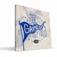 Florida Gators Gameday Vibes Canvas Print
