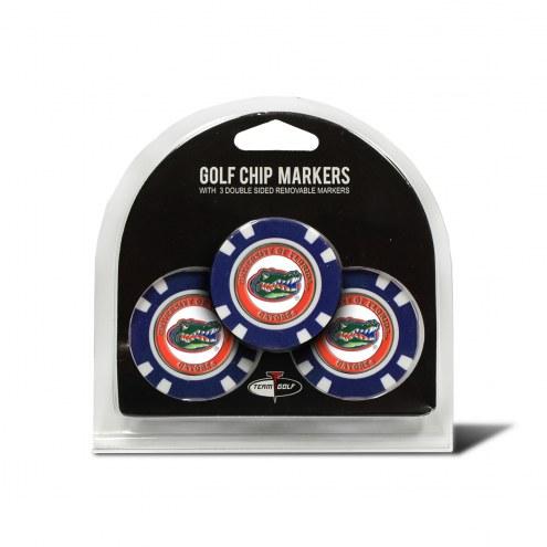 Florida Gators Golf Chip Ball Markers