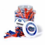 Florida Gators 175 Golf Tee Jar