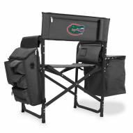 Florida Gators Gray/Black Fusion Folding Chair