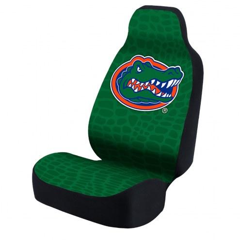 Florida Gators Green Gator Skin Universal Bucket Car Seat Cover