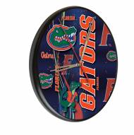 Florida Gators Digitally Printed Wood Clock