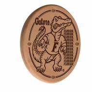 Florida Gators Laser Engraved Wood Sign