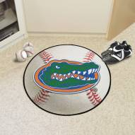 "Florida Gators ""Head"" Baseball Rug"