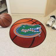 "Florida Gators ""Head"" Basketball Mat"