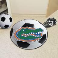 "Florida Gators ""Head"" Soccer Ball Mat"