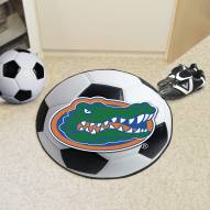 "Florida Gators ""Head"" Soccer Ball Mat"