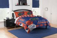 Florida Gators Hexagon Full/Queen Comforter & Shams Set