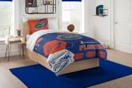 Florida Gators Hexagon Twin Comforter & Sham Set