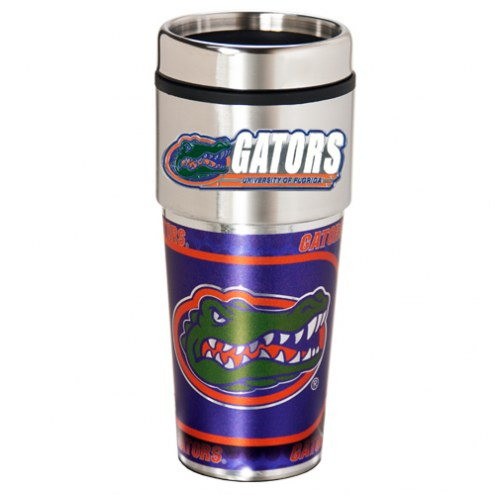 Florida Gators Hi-Def Travel Tumbler
