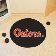 Florida Gators Hockey Puck Mat
