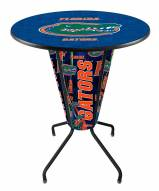 Florida Gators Indoor Lighted Pub Table