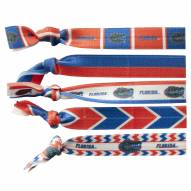 Florida Gators Knotted Hair Tie