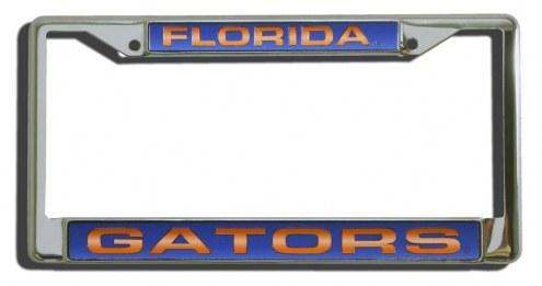 Florida Gators Laser Cut License Plate Frame