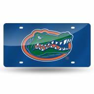 Florida Gators Laser Cut License Plate