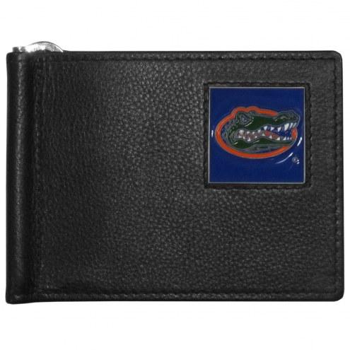 Florida Gators Leather Bill Clip Wallet