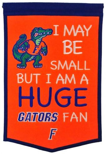 Florida Gators Lil Fan Traditions Banner