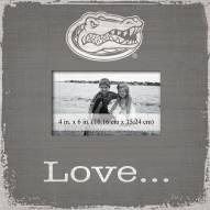 Florida Gators Love Picture Frame