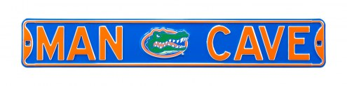 Florida Gators Man Cave Street Sign