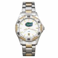 Florida Gators Men's All-Pro Two-Tone Watch